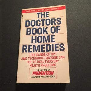 Other - Book of home remedies